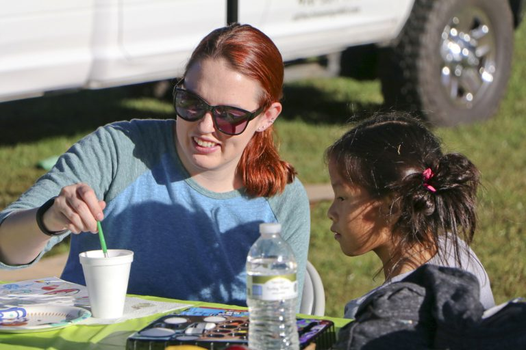 Block Party at Burntwoods Church