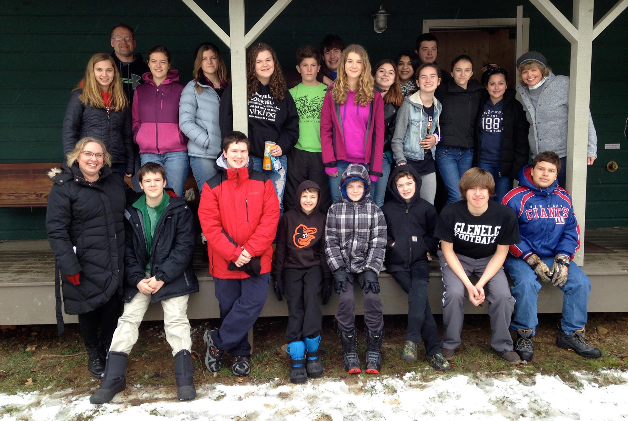 Youth Ministries at Burntwoods Church